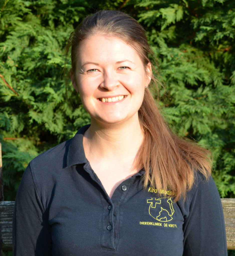 Teammember Kira Madsen